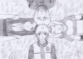 Uzumaki Family by Manuel-production