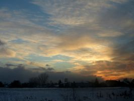 January 9th Sunset by Michies-Photographyy