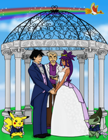 REQUEST: Wedding Day (version 2) by SunsetSovereign