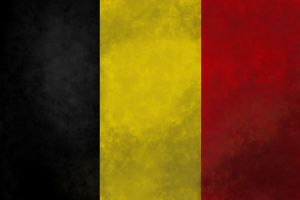 Old and Worn: Belgian Flag by tattoartist9