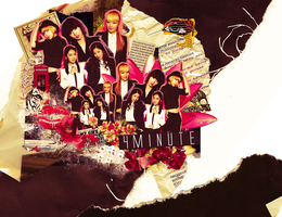 4minute Wallpaper by raisealittlehell