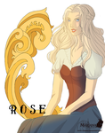 Rose by Amarna