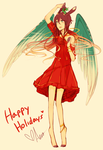Happy Holidays! by niaro