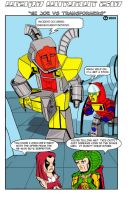 Weird Without End Joes vs TF by AndyTurnbull