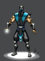 Original Sub-Zero Design by soysaurus1