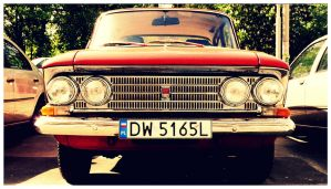 Automobile by etr-wroclove
