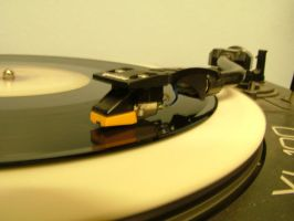 Record Player by benjwalsh