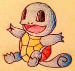 Baby Squirtle by KJB-Believer-2014