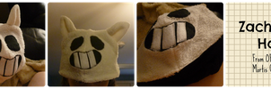 Zacharie hat by imakocoa