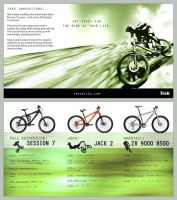 Trek Bikes : BROCHURE by lucidhysteria