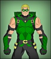 Green Arrow - The New 52 by DraganD
