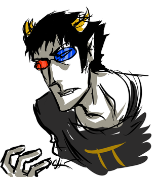 Sollux by chainedsinner