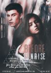 Before Sunrise   Fanfiction Poster by heominjae