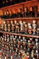 plethora of water puppets by gypsyskyphotography