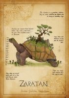 The Zaratan by LaurenceAndrewPage