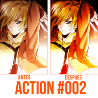 Action #002 by Izza-chan