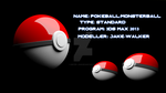 Pokeball by Mister--Jake
