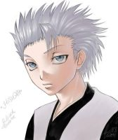 Bleach - Hitsugaya by pika