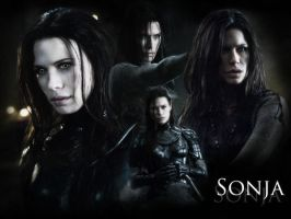 Sonja from rise of the lycans by LOTRfreak13