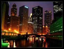 chicago scape 2 by ceah