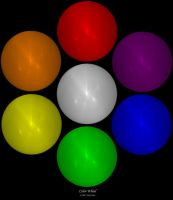 Color Wheel by starstrider