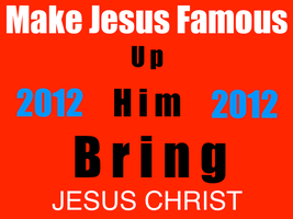 Jesus 2012 by futureshamutrainer
