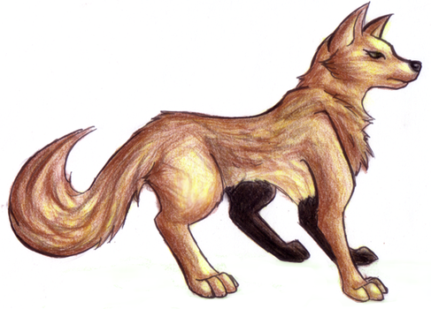 CP Wolf by sushiekat