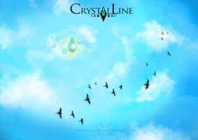 CRYSTALLINE - Selenite (Day Time) by versionstudio