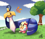 PKMNation - Let me Accompany You by TamarinFrog