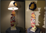 Cutie Mark Crusaders Lamp by Inciatus