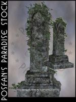 GraveStone 019 by poserfan-stock