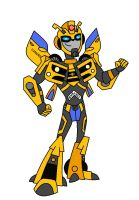 TFA Movieverse Bumblebee by AleximusPrime