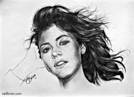 Marina and the Diamonds by neilbrian