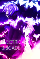 Electrical Brigade: Cover by etluce