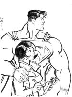 Lois and Clark by Jebriodo