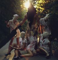 silenthill cosplay by SolMay