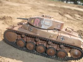 Panzer 2 complete 2 by MiGpilot25