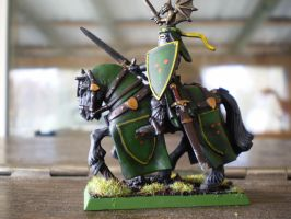 the green knight by pyramidrus