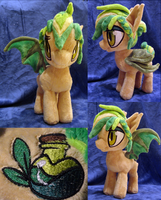 Harvest Spice Plush by Cryptic-Enigma