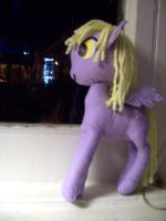 Derpy Hooves Plush by fly-buggy