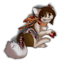 :Commission: Coffeecatmc by Fierying