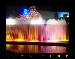 Like Fire by Findae