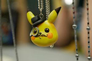 Sir Zappington, Gentlechu by Gatobob