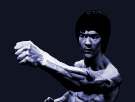 Bruce Lee-15 by kse332