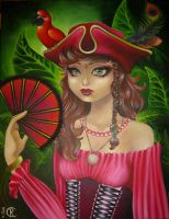 Pirate Jade by magur