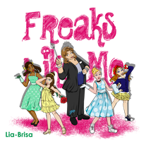Freaks Like Me 2 by lia-brisa