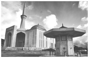 Dumankaya Mosque 2 by cemito