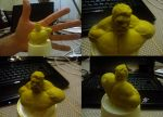 Clay Hulk! by JAG-Comics