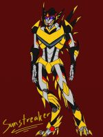 Sunstreaker by Deathcomes4u