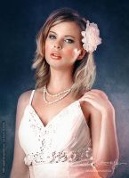 Beautiful In White 17 by Amro0